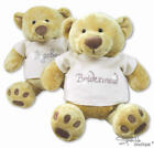 Diamon'T Bridesmaid / Page Boy Teddy Bear - DiamonT