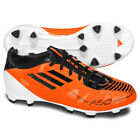 adidas F 10 TRX FG 2010 Soccer SHOES Brand NEW ORANGE