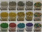 Dragees Silver Gold Pink Blue Sugar Beads Cake Cupcake Sugar Pearls Purple Green