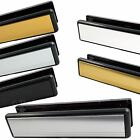 """10"""" inch Welseal Letter Box Letter Plate Set UPVC Timber doors Letterbox Boxes"""