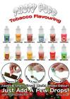 Tasty Puff Smoking Tobacco Flavouring Drops
