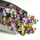 Wonderfu 2MM-12MM Simulated Multy Color Sapphire CZ Lot