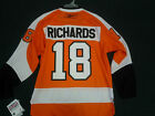 MIKE RICHARDS 18 REEBOK PREMIER FLYERS VINTAGE JERSEY PRICED TO SELL FREE SHIP