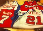 LAMAR ODOM OR DARIUS MILES CLIPPERS AUTHENTIC CHAMPION RETRO JERSEY GREAT PRICE! on eBay