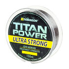 ANGELSCHNUR TITAN POWER ULTRA STRONG CORE ROBINSON  SCHNUR 200 M SPULE MONOFIL