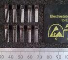 Qty 10 : N-Channel Enhancement Field Effect Transistor, Low Power FET, Various