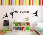 BALLET DANCING WITH STARS THEME NAMED WALL ART - Various Colours / Sizes