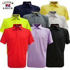 Cutter & Buck CB DryTec Golf Polo Shirt MANY COLOURS