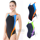YINGFA Womens girls Competition racing training swimsuit 976 XS S M L XL XXL 3XL