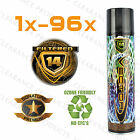 1 to 96 Cans Vector 14X Refined Butane Gas Lighter Fuel Refill Wholesale Lot