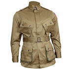 US AMERICAN AIRBORNE M42 M1942 Para Jacket All Sizes Repro Coat Paratrooper Army