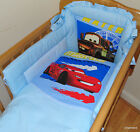 Official Winnie the Pooh & Smurfs SWINGING/ROCKING CRIB bedding 6 pieces. NEW!!!