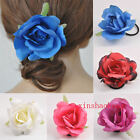 5/20pcs Flower Hair Band Wedding Bridesmaid Prom Nice 5 Colors Hair Accessories