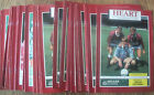 1990-91 Hearts/Heart of Midlothian Home Programmes *Pick Opponents*