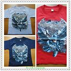 BNWT Batman the dark knight rise short sleeve Tee / T-shirt size 3,4,5,6,7