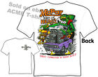 Rat Fink T Shirts Mopar King Of Hemi's Big Daddy Shirts Tee, Sz M L XL 2XL 3XL
