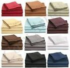 1600 Series Deep Pocket Bed Sheet Set - ARGYLE CHAIN DESIGN All Sizes 12 Colors.