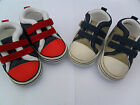 Baby Boy's Non Slip Sole Trainers Cute Summer Shoes Sneakers Brand New Red Blue
