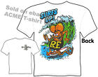 Big Daddy T Surfs Up Rat Fink T Shirt Ed Roth Clothing Tee Sz M L XL 2XL 3XL