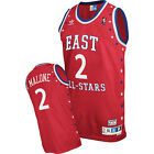 Moses Malone Philadelphia 76ers 1983 All Star Throwback Swingman Jersey