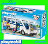 NEW PLAYMOBIL 5106 LARGE SCHOOL COACH WITH BUS STOP City Life  BNISB