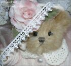 UK WHITE Venise Diamond pattern 15mm wide Embroider Guipure LACE doll card Baby