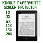 Crystal Clear Film Guard LCD Screen Protector For Amazon Kindle PaperWhite WiFi