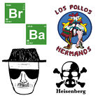 Breaking Bad CHOOSE YOUR DESIGN Iron On T-shirt Hoodie Vest Heat Transfer Print