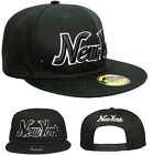 NEW YORK Fitted Retro Vintage Snapback Flat Cap NEW AVAILABLE IN 7 COLOURS