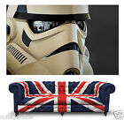 STAR WARS Storm Trooper Helmet Giant Wall Poster Large Photo Print Picture 019