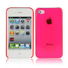 Ultra-thin Protective Plastic Shell/Case for Apple iPhone 4 / 4S Mobile Phone