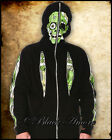 2 in 1 GOTHIC MENS FLEECE HOOD BALACLAVA MUMMY ZOMBIE FULL FACE MASK HORROR