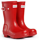 Hunter Red Original Kids Matt Welly Boots