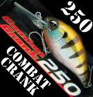 Evergreen Combat Crank 250 ~ Medium-Diving Crankbait