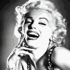 MARILYN MONROE - PRINT ON CANVAS - Stunning Framed Wall Art - Choose Size