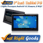 "7"" Inch Google Android 4.0.4 ICS Tablet PC AllWinner Capacitive Touch Micro SD"