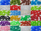 25 - 25mm Starflake / Paddlewheel Beads Color Choice