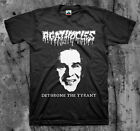 AGATHOCLES 'Tyrant' T shirt (Mincecore Grind Unholy Grave Napalm )