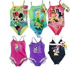 Disney TINKERBELL FAIRIES MINNIE MOUSE Swim suit Swimming costume Beach Sports