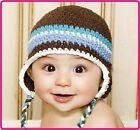 Baby Boy /Girl /Toddler Winter Knit Crochet Hat Beanie Clothes Cap Fashion Hat