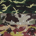 Camouflage Green Military Army paintball Forest Desert Bandana 22""