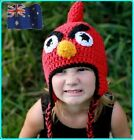Baby Crochet Animal Birds Hat Beanie Knit Crochet Beanie Cap Baby Gift 4 Winter