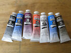 WINSOR & NEWTON. WINTON OIL PAINTS. TUBES OF 37ml. BRAND NEW