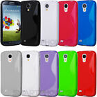 S Line Soft TPU Gel Rubber Silicone Case Cover for Samsung Galaxy S4 SIV i9500