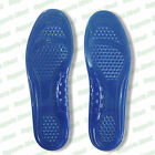 Massaging SiliconGel Insoles Arch Support Plantar Fasciitis Sports Running Shoe