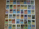 Holo / shiny rare Pokemon Cards. Gym Heroes, Fossil, EX, LV X, Charizard, Mew