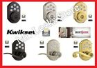 Kwikset 910 & 912 SmartCode Deadbolts & Door Locks (Z-Wave & Zigbee Compatible)