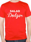 SALAD DODGER - Diet / Weight / Fat / Food / Humorous Themed Mens T-Shirt