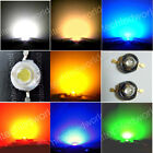High Power 1W Pro-light LED Lights Lamp White,Warm White,Red,Blue,Green,UV,Amber