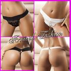 NEW sexy LINGERIE underwear G STRING THONG PANTY hot LACE G-STRING mesh thongs